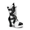 EXOTICA-1050 Black/White Patent